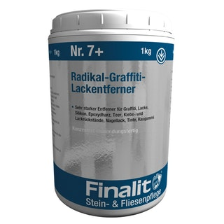 Finalit Nr. 7+ Radikal-Graffiti-Lackentferner (sauer)
