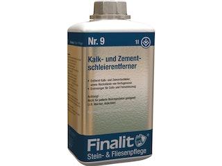 Finalit Nr. 9 Kalk- und Zementschleierentferner (sauer)