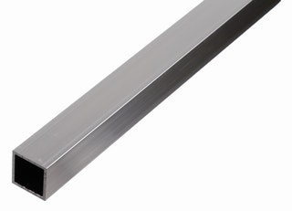 GAH BA-Profil, Vierkant, Alu, Länge 2,6m, versch. Maße