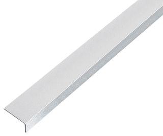 GAH Winkelprofil selbstklebend, Alu, 20x10mm, Länge 1m