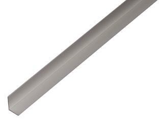 GAH Winkelprofil 22,8x19,0x1,8mm. Alu silber eloxiert