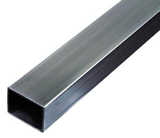 GAH Rechteckrohr, Stahl roh, 40x30mm, versch. Längen