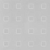 GAH Strukturblech, Quadrat-Prägung, Alu, versch. Größen