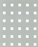 GAH Lochblech, Lochung: quadratisch, Alu, versch. Größen