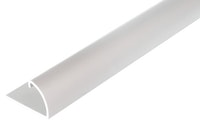 GAH Abschlussprofil, 24,5 x 13,5 mm, Alu