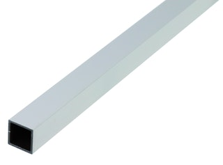 GAH BA-Profil, Vierkant, Alu, Länge 2,6m