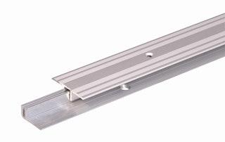 GAH Übergangsprofil PRO, Alu, Breite 34mm, Länge 0,9m, versch. Oberfl.