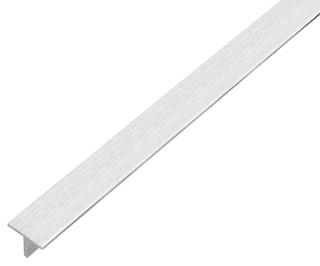 GAH T-Profil, Alu, 15x15mm, versch. Längen
