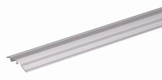 GAH Ausgleichsprofil für verdeckte Montage, Alu, Breite 38mm, Länge 0,9m