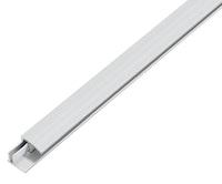 GAH Abschlussprofil DUO, Alu, Breite 22mm, Länge 1m, versch. Oberflächen