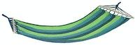 Garden Pleasure Hängematte HAWAII 65% Baumwolle / 35% Polyester blau/grün