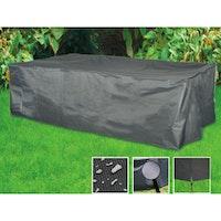 Garden Pleasure Abdeckhaube für 1 Sitzgruppe 100 % Polyester anthrazit