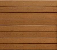 Hörmann Garagentor Sektionaltor LPU RenoMatic Decocolor Golden Oak