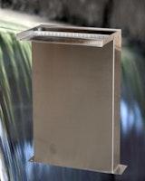 Gardenforma Wasserspiel Tab inkl. LED-Beleuchtung
