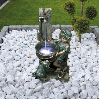 Gardenforma Wasserspiel Montreal