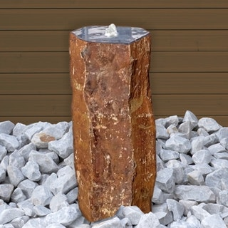 Gardenforma Wasserspielset Houston - Basalt