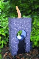 Gardenforma Feuer-Wasserspielset Iris für Bioethanol