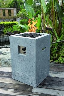 Gardenforma Gas Feuerstelle Kelut
