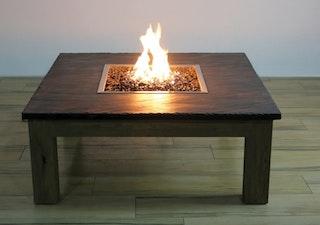 Gardenforma Tisch Gas Feuerstelle Colima