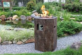 Gardenforma Gas Feuerstelle Tambora
