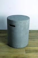 Gardenforma Abdeckung für Gasflaschen Beton-Optik für 5 kg Gasbehälter