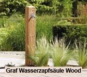 Graf Wasserzapfsäule Wood