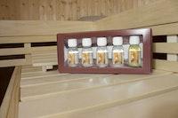 Karibu Geschenkpaket Saunaaufguss-Konzentrate Set