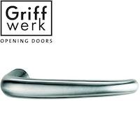 GRIFFWERK Griffpaar Alda K3 - Edelstahl matt