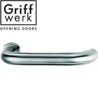 GRIFFWERK Griffpaar ALESSIA K3 - Edelstahl matt