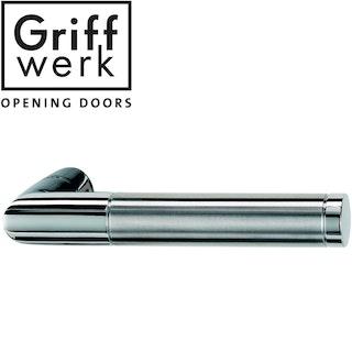 GRIFFWERK Griffpaar LOREDANA K3 -Edelstahl poliert/matt