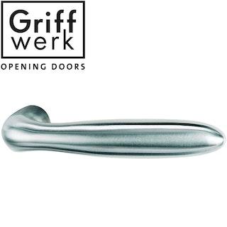 GRIFFWERK Griffpaar VERONICA K3 -Edelstahl matt