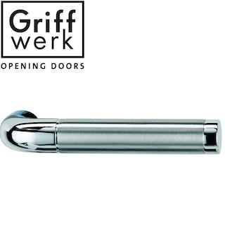 GRIFFWERK Griffpaar SIMONA -Chrom/Edelstahl