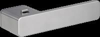 GRIFFWERK Drückergarnitur Smart2lock R8 ONE - Samtgrau, Graphitschwarz