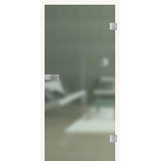 GRIFFWERK Ganzglastüre ALL SATIN SONDERMAß max. 120 x 230 cm