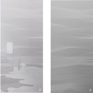 GRIFFWERK Ganzglastüre JETTE VISION-560 SONDERMAß max. 120 x 230 cm