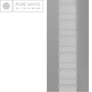 GRIFFWERK Ganzglastüre LINES IN DIALOG-577 SONDERMAß max. 120 x 230 cm