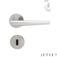 Griffwerk Wechselgarnitur JETTE CUT - Schraubrosette