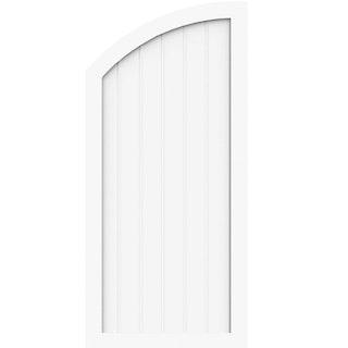 GroJa BasicLine Typ Q links 1,50/1,20 Meter hoch - in verschiedenen Farben + Breiten