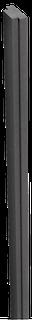 GroJa Solid Stecksystem Pfostenabdeckleiste 190 cm