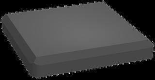 GroJa Solid Stecksystem Ersatzkappe 10 x 10 cm