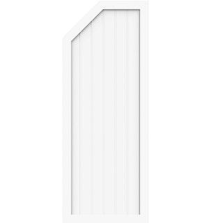 GroJa BasicLine Typ E links 1,80/1,50 Meter hoch - in verschiedenen Farben + Breiten