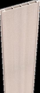 GroJa Solid Stecksystem Füllung 180 x 15 x 1,9
