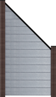 GroJa Solid Stecksystem Bausatz Abgeschrägt