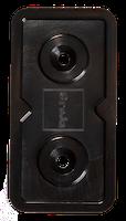 GroJa SYSTEM Alu-Verbinder inkl. Schrauben 3,5 x 16 mm VE 10