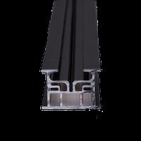 GroJa SYSTEM Alu Unterkonstruktion Anthrazit 34 x 52 x 2900 mm