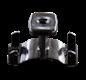 GroJa SYSTEM Universal Clip Schwarz VE 125