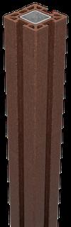 GroJa Solid Stecksystem Torpfosten zum Einbetonieren Terra - B-Ware
