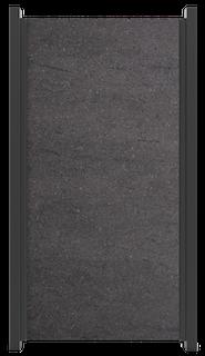 GroJa StoneFence Sichtschutz Hochkant 90