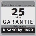 HARO_25_Jahre_Garantie_Piktogramm