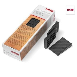 HARO Zubehör Verlegewerkzeug- Abstandskeile Kunststoff